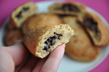 Csokoládéval Töltött Teljes Kiőrlésű Péksütemény Kakaóbabbal - Pain au Chocolat