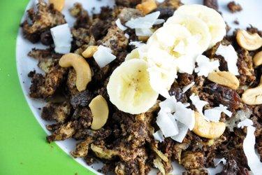 Banános-kakaós Rántotta