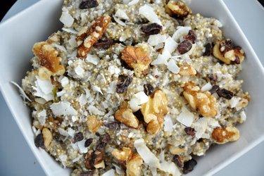 Egészséges Quinoa Kása Túróval