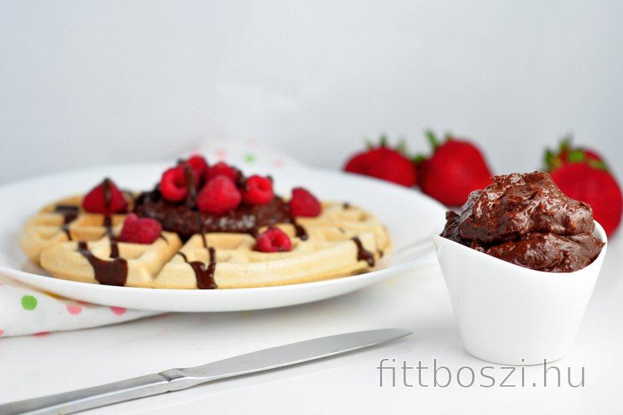 Egészséges Csokis Szendvicskrém - Fitness Nutella