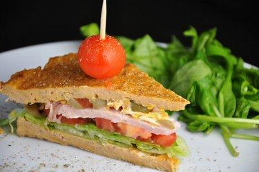 Egészséges Tonhalas Szendvics (Gluténmentes)