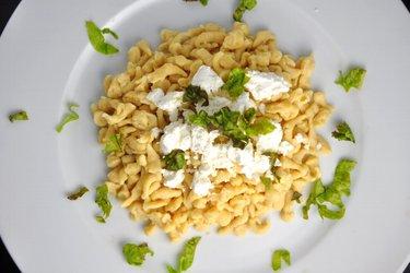 Egészséges Csicseriborsó Gnocchi (Gluténmentes)