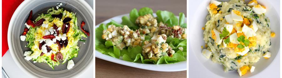 Egészséges Tojásos Saláta Receptek