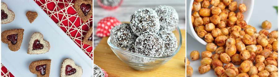 Egészséges Vegán Snack Receptek