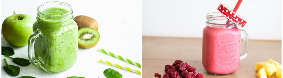 Cukormentes Smoothie és Ital Receptek