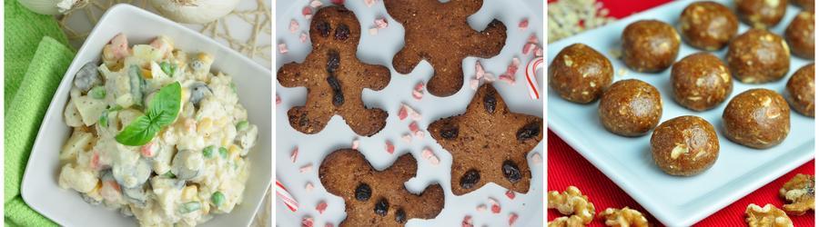 Magas Fehérjetartalmú Ünnepi és Karácsonyi Receptek