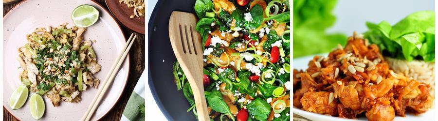 Alacsony Kalóriatartalmú Csirkés Receptek Fogyáshoz