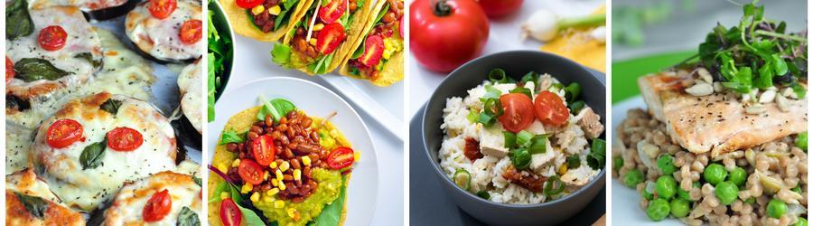 Könnyű & Egészséges Vacsora és Ebéd Receptek
