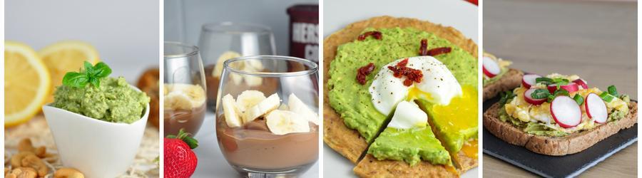 Alacsony Kalóriatartalmú Avokádós Receptek Fogyáshoz