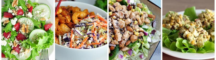 Egészséges Saláta Receptek