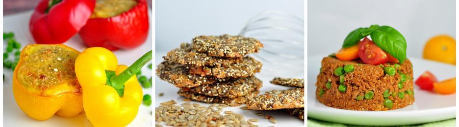 Alacsony Szénhidráttartalmú Quinoa Receptek