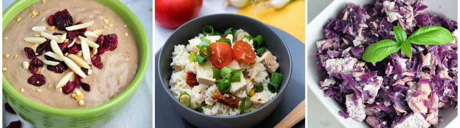 Gluténmentes Tofu Receptek