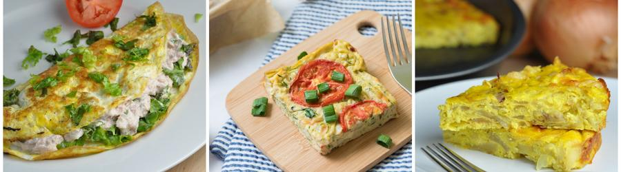 Alacsony Kalóriatartalmú Tojás Receptek Fogyáshoz