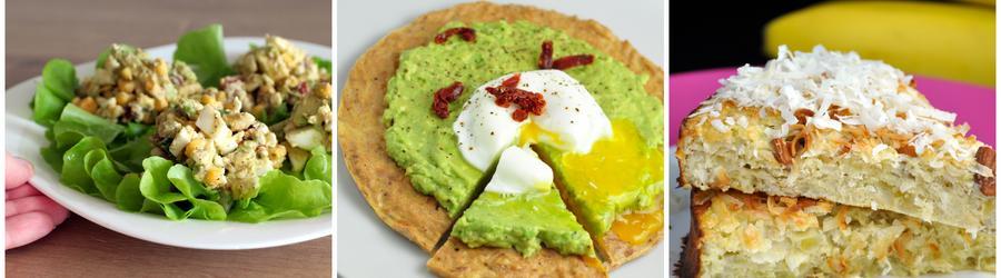Egészséges Gluténmentes Tojás Receptek