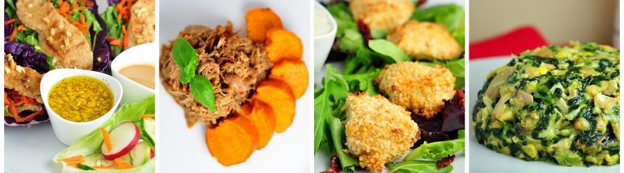 Egészséges & Könnyű Csirke Receptek