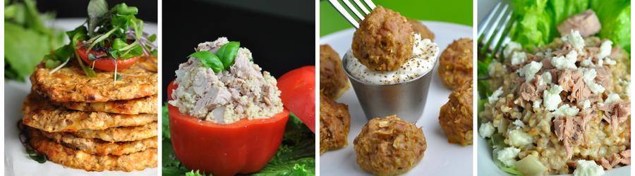 Egészséges Tonhalas Vacsora és Ebéd Receptek