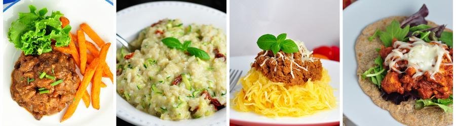 Tojásmentes Vacsora és Ebéd Receptek