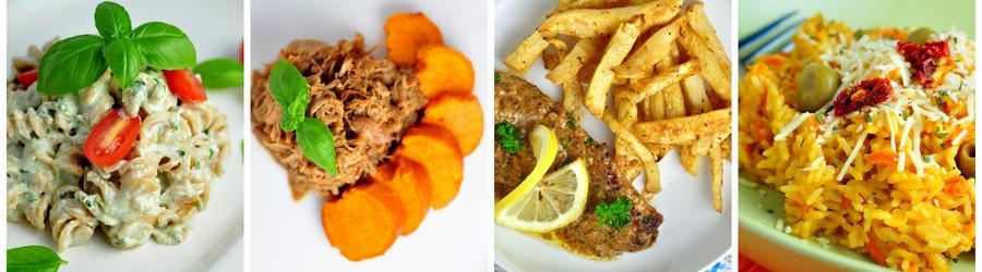 Alacsony Kalóriatartalmú Vacsora és Ebéd Receptek