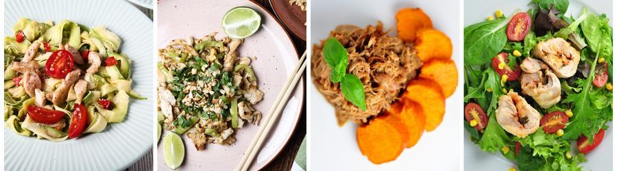 Egészséges Csirke Vacsora és Ebéd Receptek