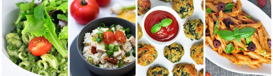 Egészséges Vegetáriánus (Húsmentes) Receptek