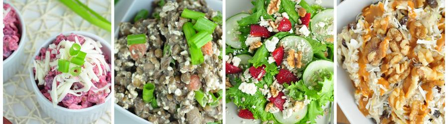 Alacsony Kalóriatartalmú Saláta Receptek