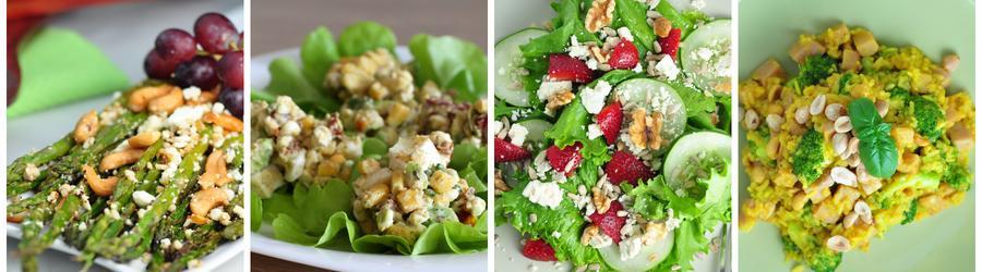 Alacsony Szénhidráttartalmú Saláta Receptek