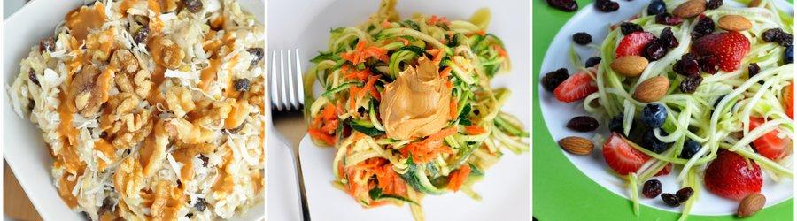 Egészséges Cukkini Saláta Receptek