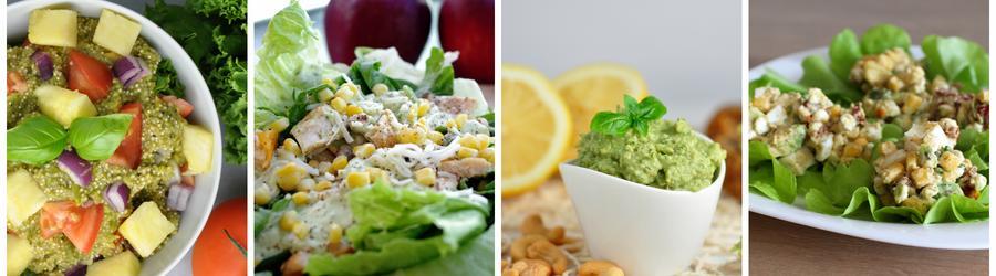 Egészséges Avokádó Saláta Receptek