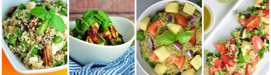 Egészséges Quinoa Saláta Receptek
